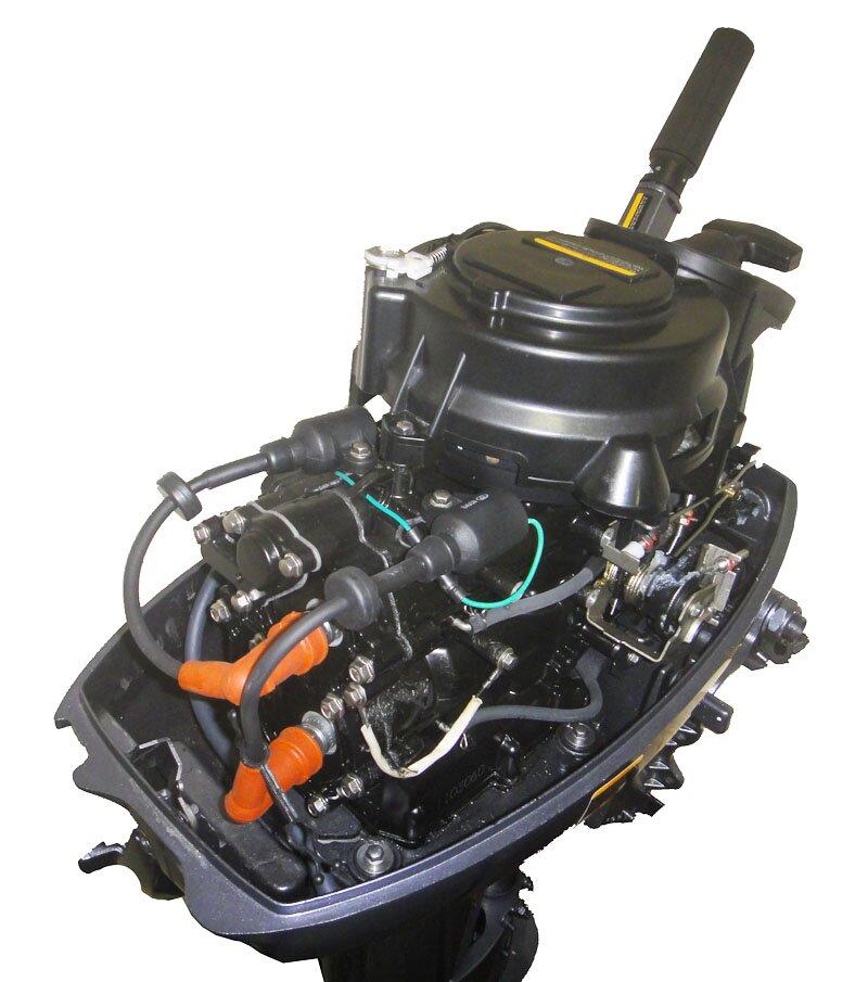запчасти к двухтактным лодочным моторам